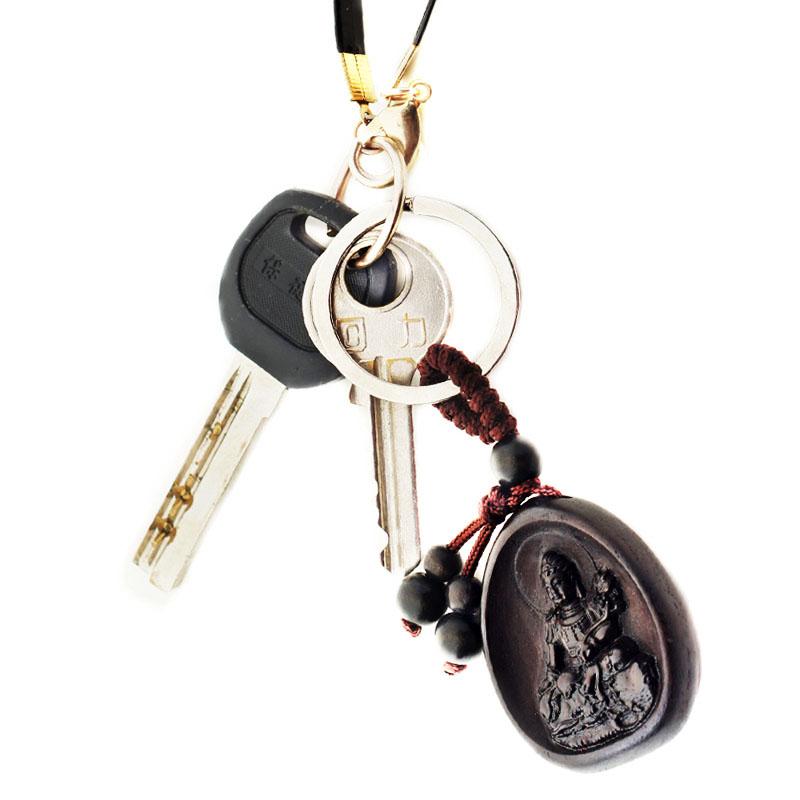 十二生肖本命佛護身鑰匙扣