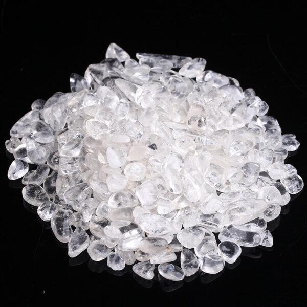 水晶消磁淨化專用 - 天然白水晶碎石