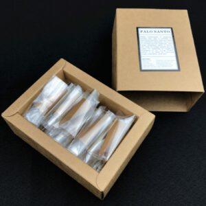 秘魯聖木 Palo Santo 塔香 - 16顆盒裝